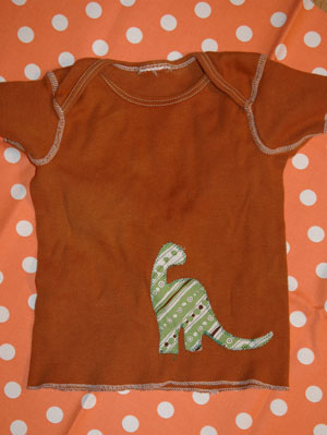 Dinosaurshirt